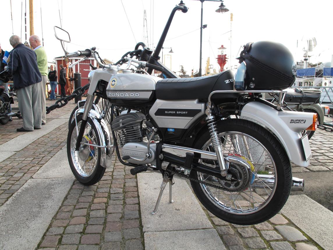 Classic Cars Lilla Bommen Sep 2010 Part 1