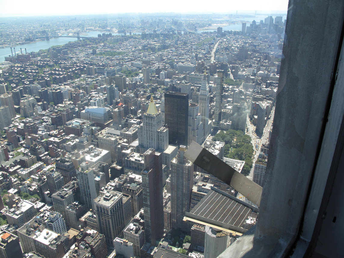 Empire state building for 102nd floor of the empire state building